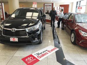 Auto Dealership Sales
